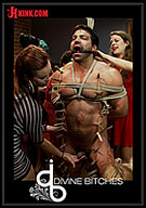 Divine Bitches: Aiden Starr, Maitresse Madeline And Vince Ferelli