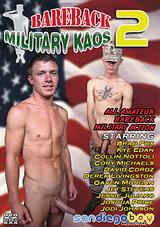 Bareback Military Kaos 2