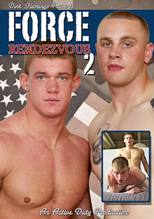Gay Military Soldiers : Force Rendezvous 2!