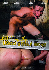Boynapped 9: Used Urinal Boys