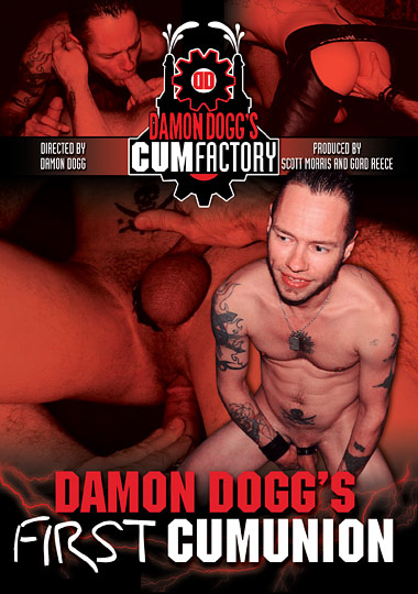Damon Dogg's First Cumunion cover