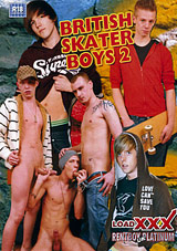 British Skater Boys 2