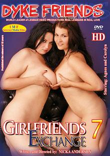 Girlfriends Exchange 7 cover