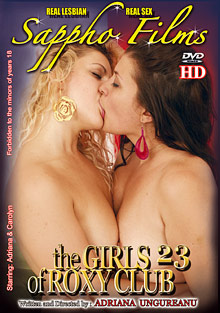 The Girls Of Roxy Club 23 cover