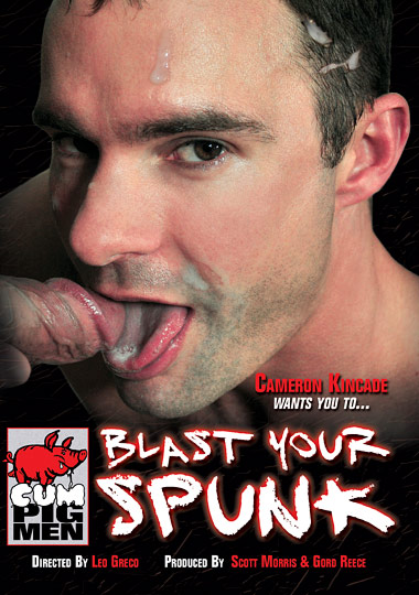 Blast Your Spunk cover
