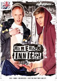 Bareback Innit cover