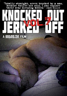 Knocked Out And Jerked Off 7 cover