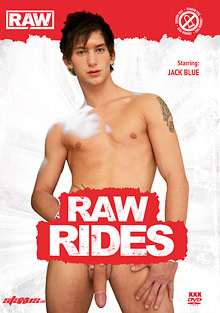 Raw Rides cover
