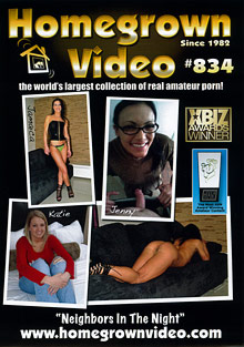 Amateur Nudes : Homegrown video 834: Neighbors In the Night!