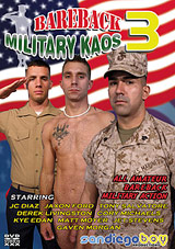 Bareback Military Kaos 3 Xvideo gay