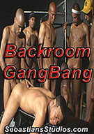 Backroom GangBang