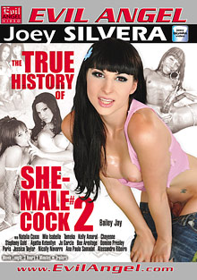The True History Of She-Male Cock 2 cover
