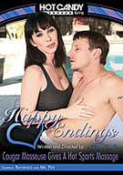 Happy Endings : Cougar Masseuse Gives A Hot Sports Massage