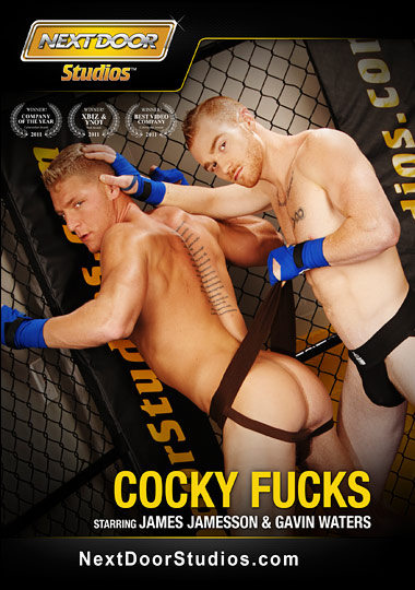 Cocky Fucks cover