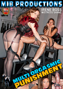 Multi Orgasmic Punishment cover