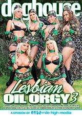 Lesbian Oil Orgy 3