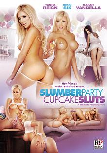 Slumber Party Cupcake Sluts cover