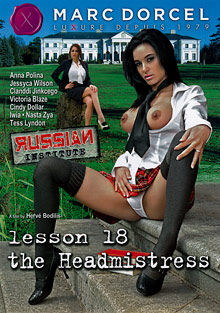 Russian Institute Lesson 18: The Headmistress cover