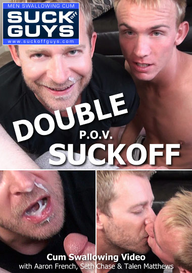 Double P.O.V. Suckoff cover