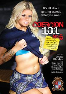 Coercion 101 5 cover