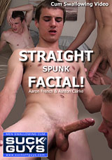 Straight Spunk Facial