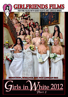 Girls In White 2012 2 cover