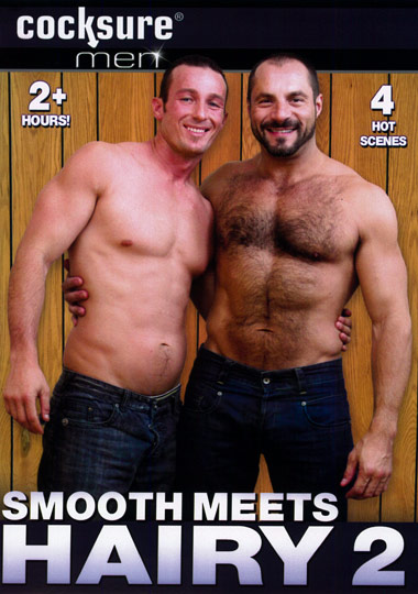 Smooth Meets Hairy 2 Cover Front