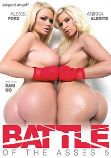 Battle Of The Asses 5 cover