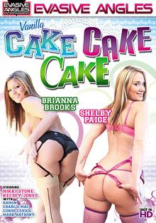 Interracial Porn : Vanilla Cake Cake Cake!