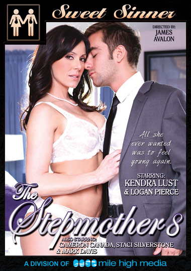 The Stepmother 8 cover