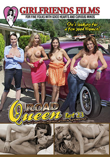 Road Queen 23 cover