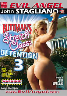 Stretch Class: Detention 3 cover