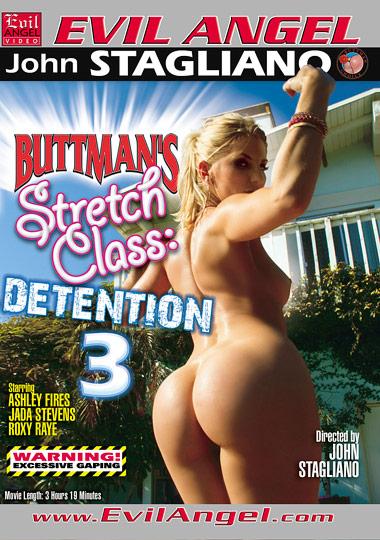 Stretch Class: Detention 3 cover