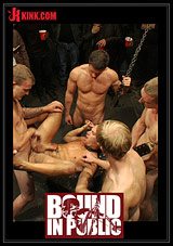 Bound In Public: The Sacrificial Cum Whore Halloween Update