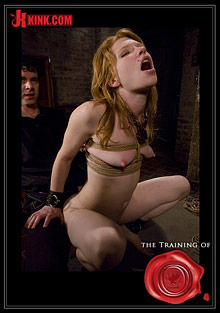BDSM Library : the Training Of O: The Training Of Madison Young, Day One!