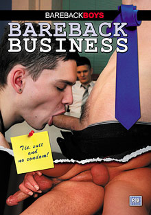 Bareback Business cover