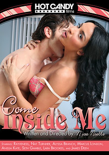 Come Inside Me cover