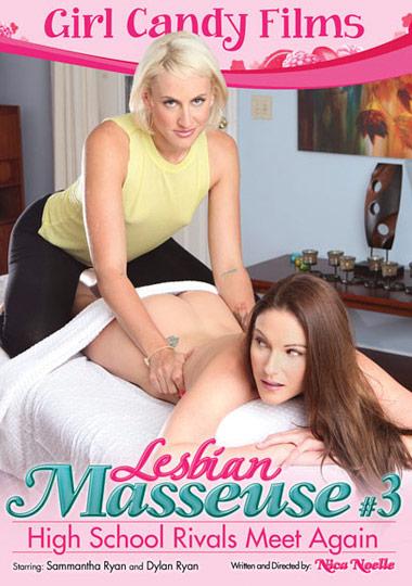 Lesbian Masseuse 3: High School Rivals Meet Again