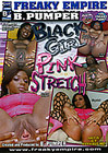 Black Girl Pink Stretch