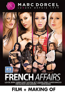 French Affairs cover