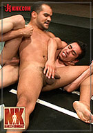 Naked Kombat: Leo Lust Vs Tony Vega