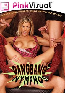 Gangbang Nymphos cover