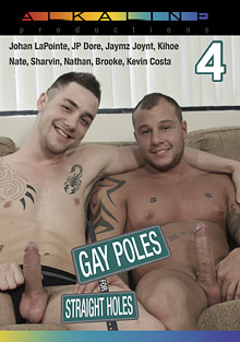 Gay Interracial Sex : Gay Poles For Straight Holes 4!