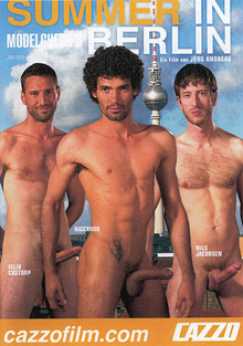 Summer In Berlin cover