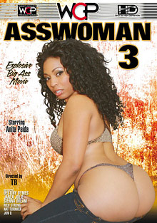 AssWoman 3 cover