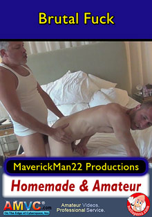 Gay Mature Men : Brutal Fuck!