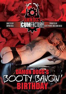 Damon Dogg's Booty Bangin' Birthday cover