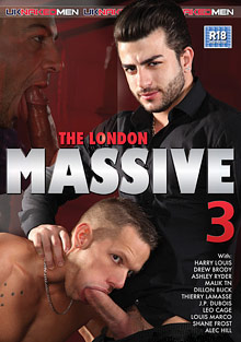 UK Gay Boys : The London monster 3!