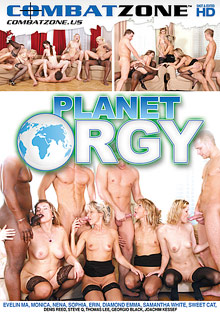 Double Penetration : Planet groupsex!