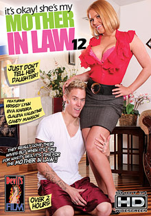 It's Okay She's My Mother In Law 12 cover